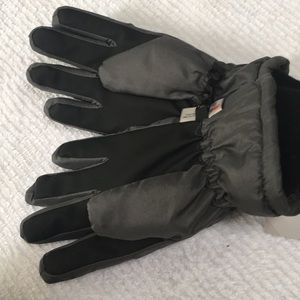 Thinsulate ski glove